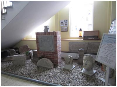 Sandsteinkabinett